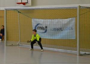 Bester Torwart des Turniers: Dominik