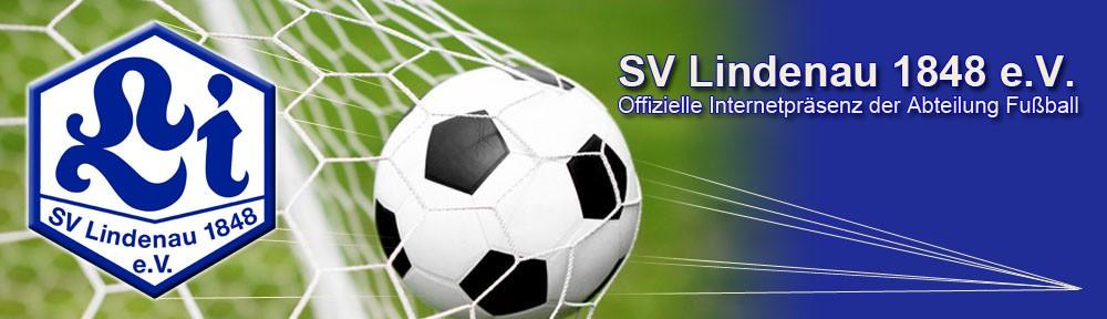 SV Lindenau 1848 e.V. – Fußball –