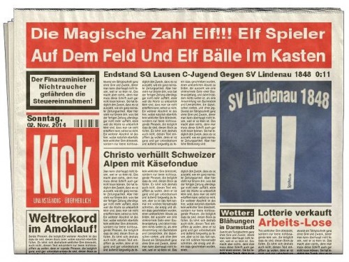 Zeitung Lausen