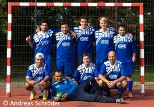 2015-10-04 interkulti Mannschaft