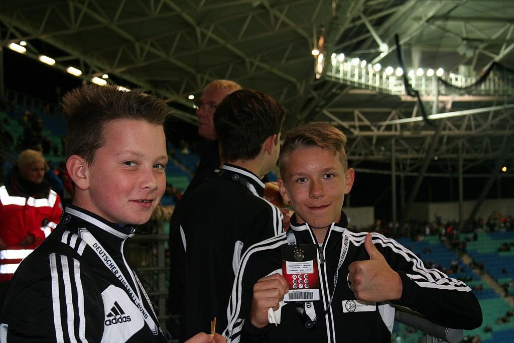 C-Jugend Tim Und John