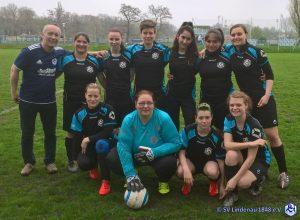Frauenmannschaft SV Lindenau 1848